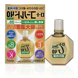 Rohto GOLD 40 Mild Eye Drops Maximum Vitamins Concentration