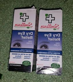 Similasan Homeopathic Dry Eye Relief Sterile Eye Drops 10mL,