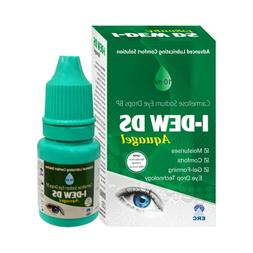 I-Dew DS Night-Time Aqua Gel Eye Drops for Dry Eyes for Cont