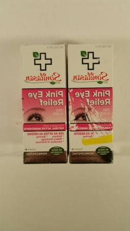 Similasan Irritated Eye Relief Eye Drops 10 mL  EXP 4/21 PIN