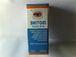 ISOTINE  - Safe also for  DOG/CAT Eye Drops - Cataract Carno
