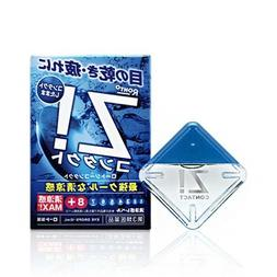 Japan ROHTO Refresh Cool Level 8 Eye Drops Z! Contact a12mL