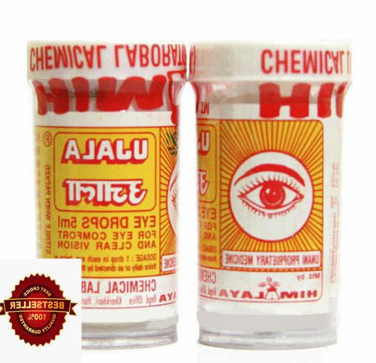100% Herbal UJALA EYE DROPS Boon for the human eyes lowest p