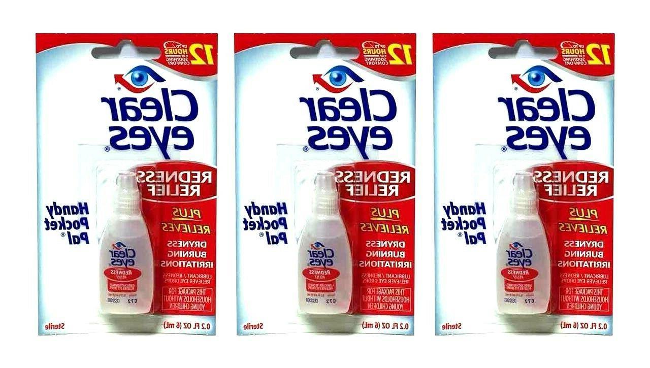 12 Drops Redness Relief oz Sterile Bulk