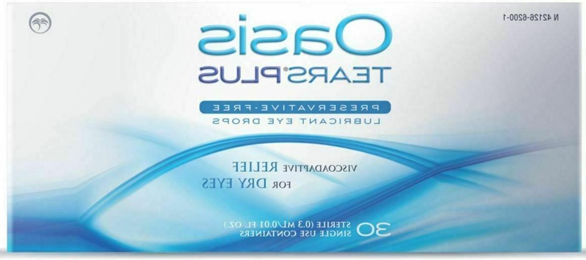 tears plus lubricant eye drops dry eyes