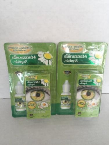 2 sophia chamomile herbal eye drops 2