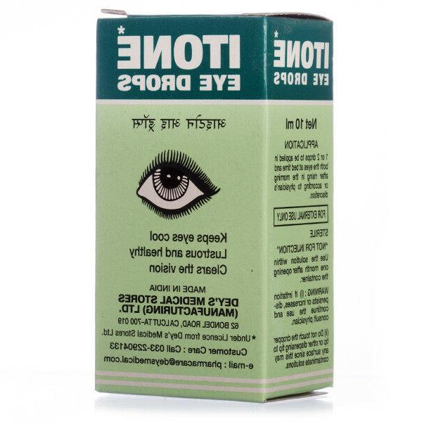 2x itone herbal eye drop keeps