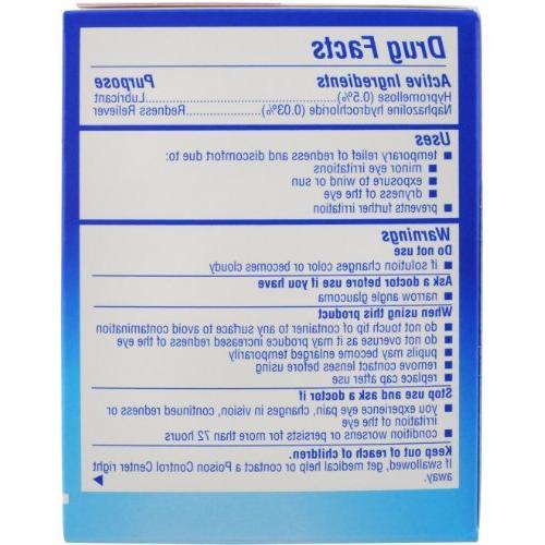 Bausch Eye Maximum Relief Drops-1 oz, Pack