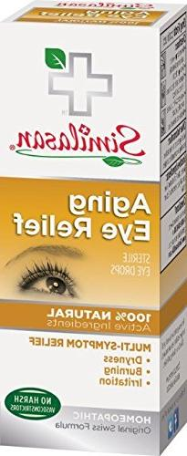 Similasan Aging Eye Relief, 0.33 Fluid Ounce 2 Pack