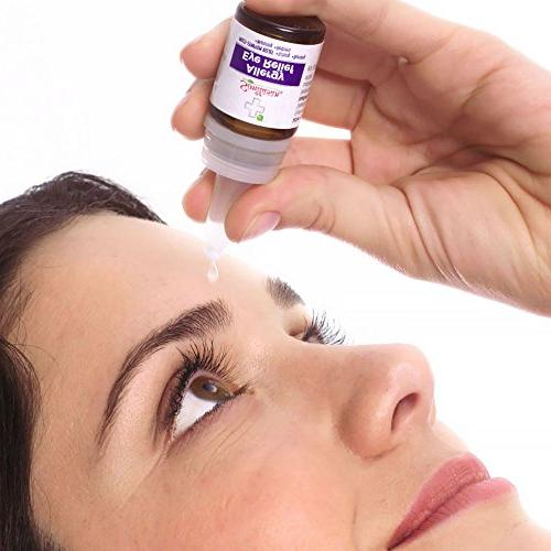 Similasan Bottle, Temporary Relief from Red Eyes, Eyes