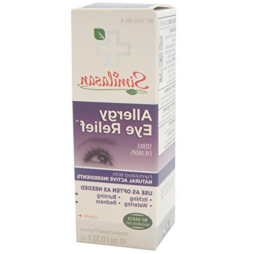 Similasan Allergy Eye Drops
