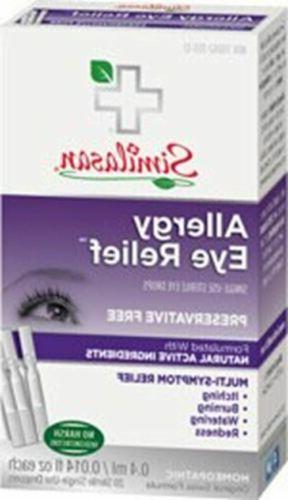 allergy eye relief single dose