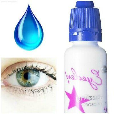 APO030 BLUE Eye Drops Dazzling Whites - GET