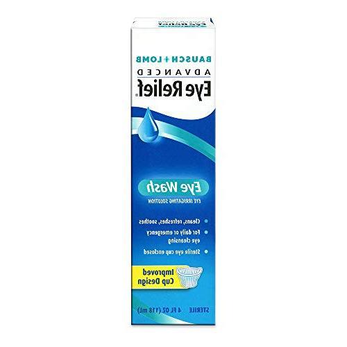 Bausch & Lomb Advanced Relief Eye Wash - 4 oz.