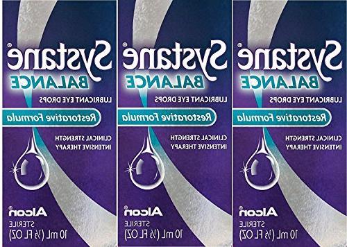 balance lubricant eye drops