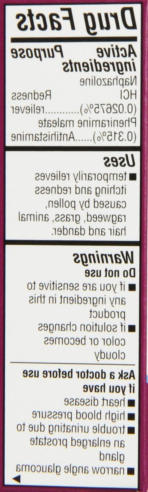 Bausch & Eye Drops 15 ml