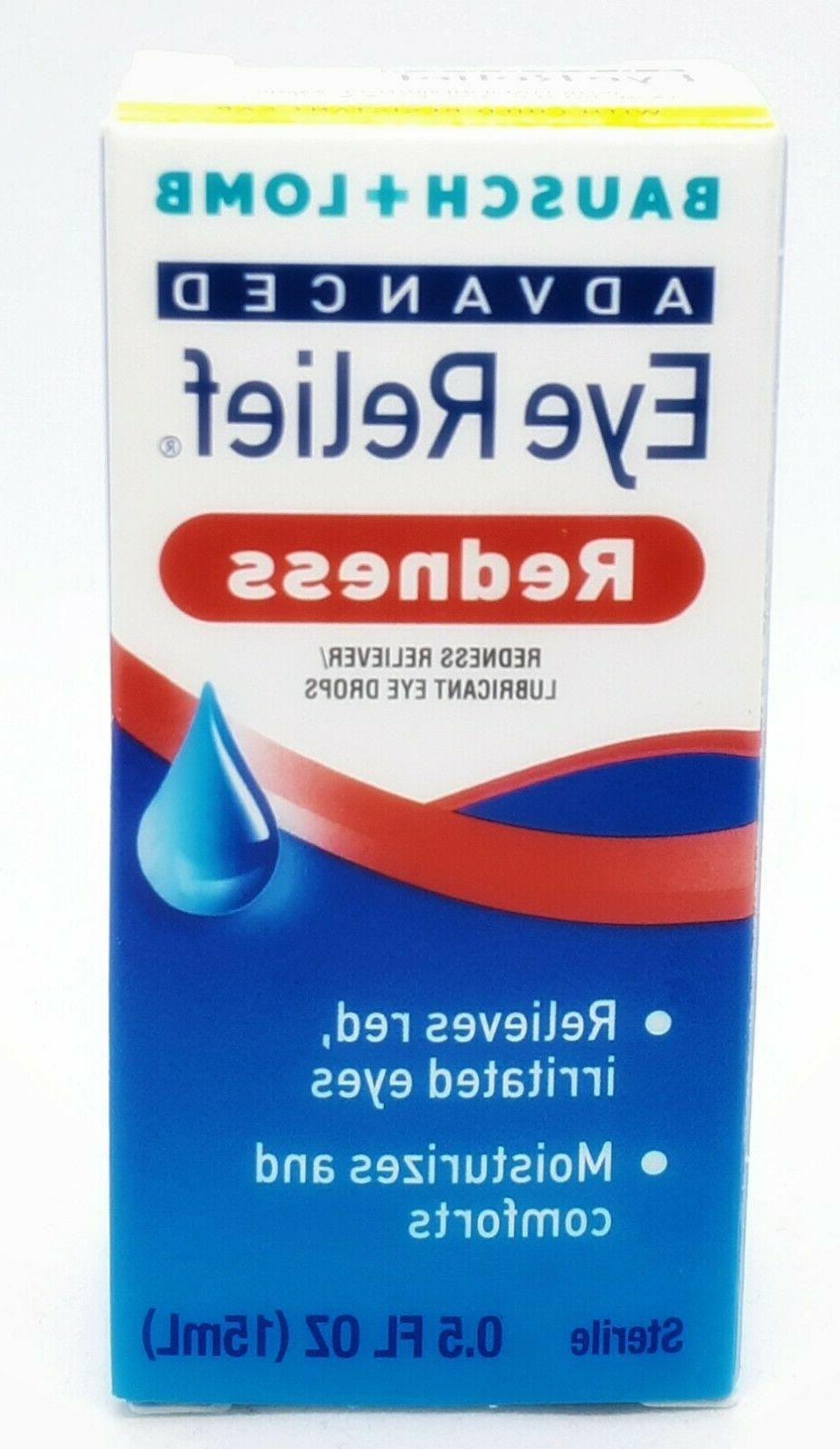 Bausch & Lomb Advanced Eye Relief Instant Relief Lubricant/R