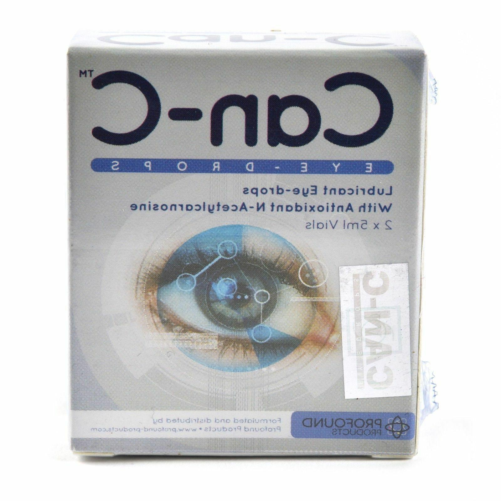 Can-C Eye-Drops Free SAME DAY SHIPPING !!!