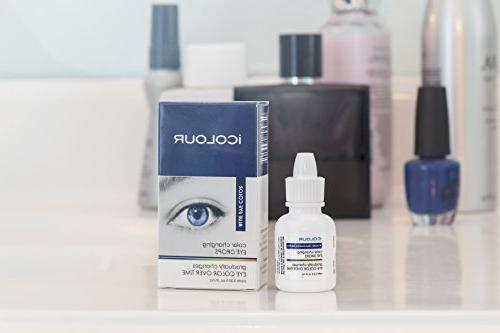 iCOLOUR Color Changing Eye Drops - Change Eye Color Naturally 1 9