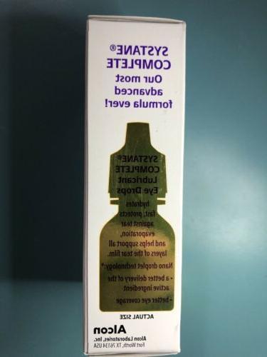 Systane OPTIMAL EYE Eye Drops Pack 09/21