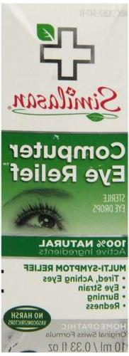 EYE DROPS- COMPUTER EYES pack of 16