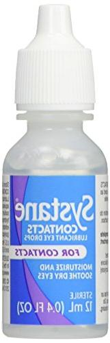 Systane Contact Lube Size .41z
