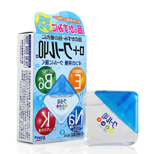 Rohto Cool 40 Alpha Japanese Drops with