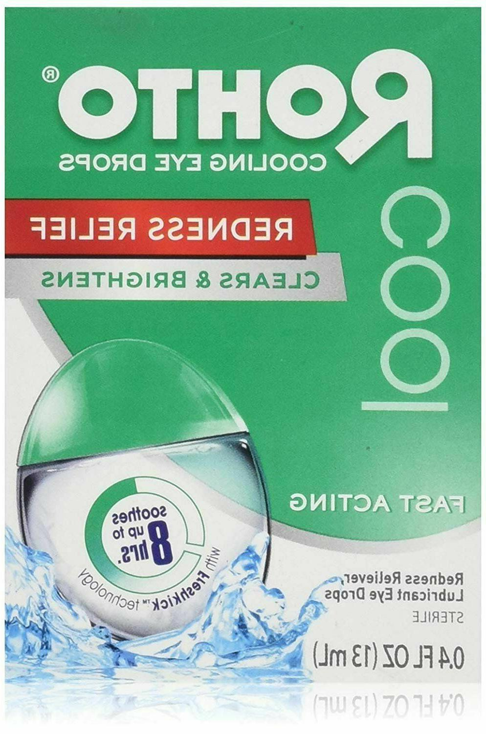 cool redness relief eye drops 0 4