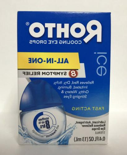 cooling eye drops all in one 8