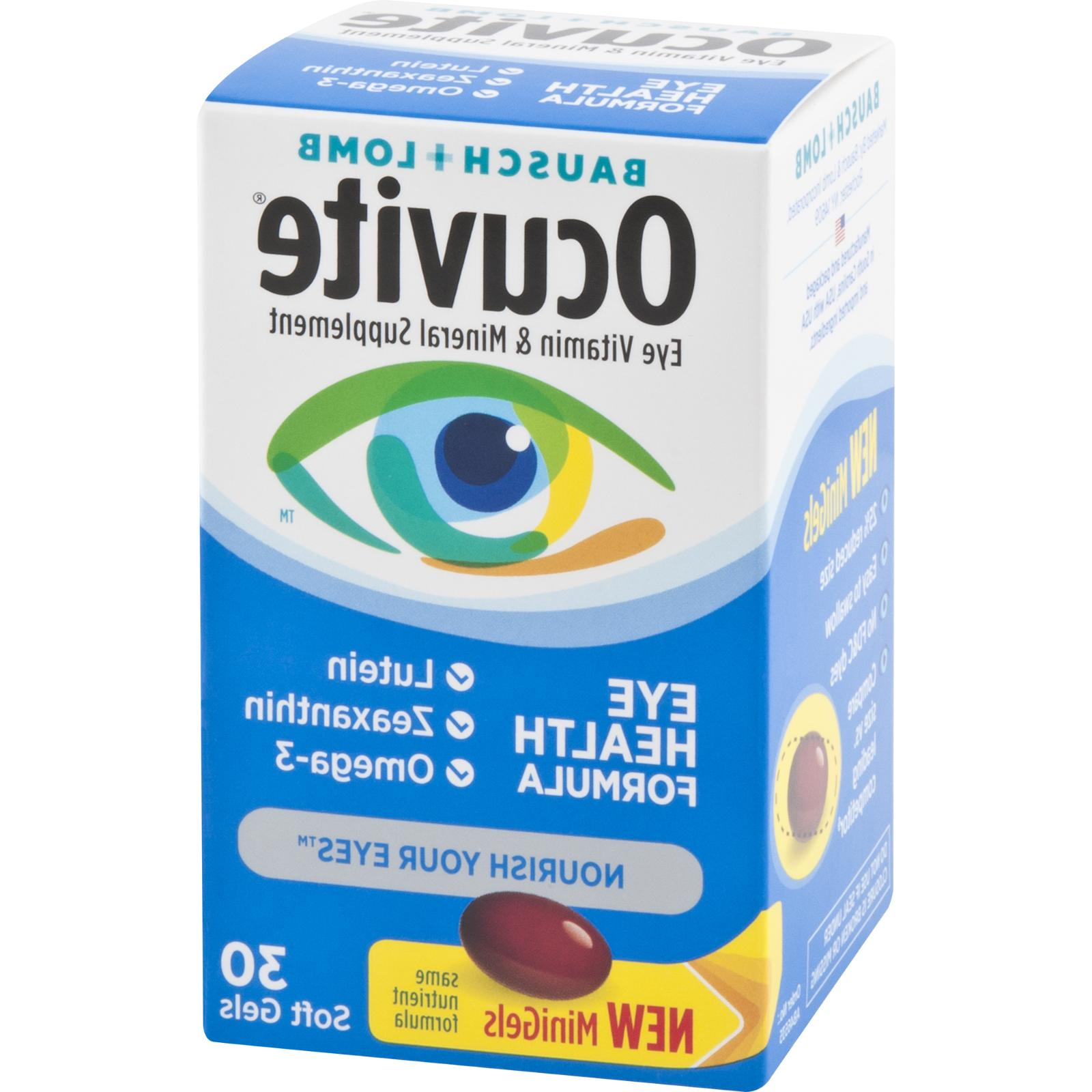 eye multi vitamins