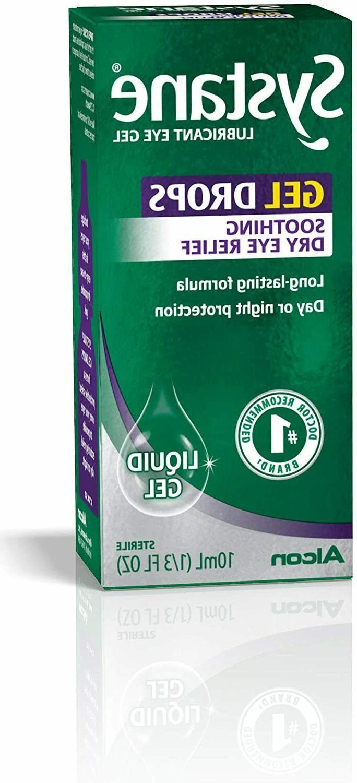 gel drops lubricant eye gel 10ml 1