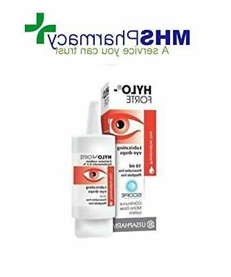 hylo forte eye drops lubricants and washes