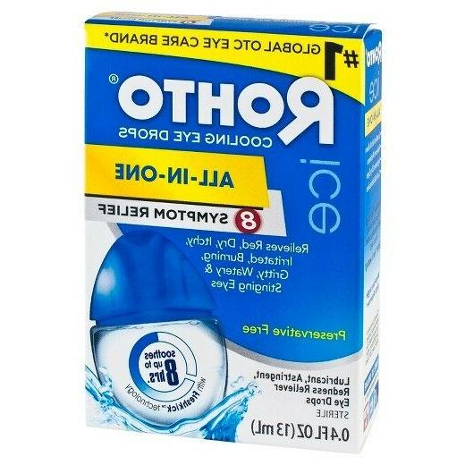 ice cooling eye drops all in one