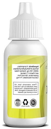 Liquid MSM   of 2 100% All-Natural, and Contains Supports