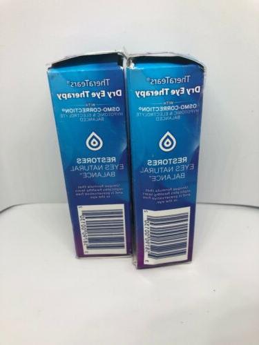 Lot3! TEARS Dry Therapy EYE x2 E