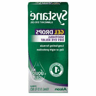 Systane Lubricant Eye Gel Drops 10 ml 2 Count