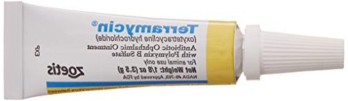 marketing terramycin ophthalmic ointment