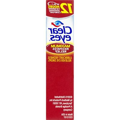 Clear Eyes Redness Relief | 0.5 | 3