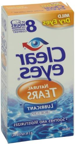 Clear | Tears Lubricant | FL | of