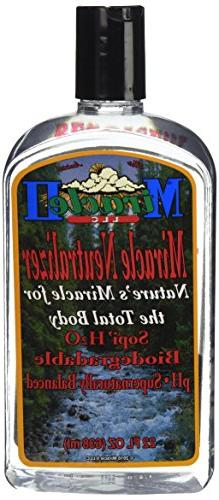 Neutralizer Liquid Miracle II 22oz Chemical Free,  Ph BALANC