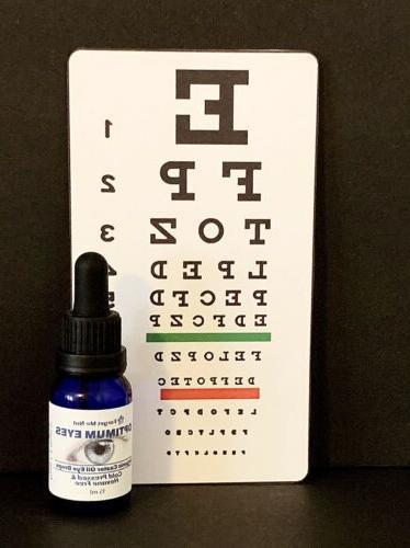 FMN Organic Castor Eye Drops. Pharmaceutical Hexane Free