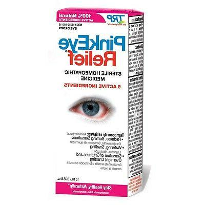 The Relief Products Pink Eye Relief Homeopathic Sterile Eye