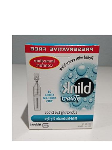 preservative dry eye relieve 25