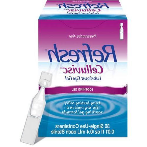 refresh celluvisc eye drops