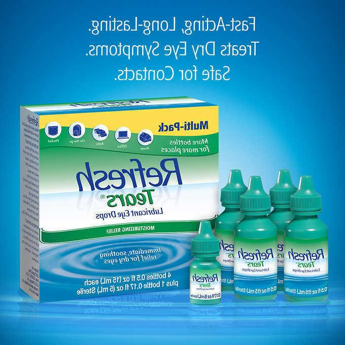 tears lubricant eye drops multi