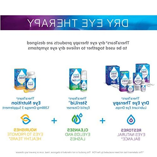 TheraTears Drops for Eye Eyedrops, 0.5 Fl oz, 15 mL
