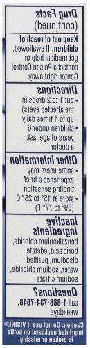 Visine Eye Drops fl