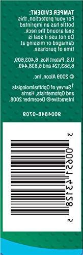 Systane Ultra Eye Drops Lubricant High 0.14 fl bottles