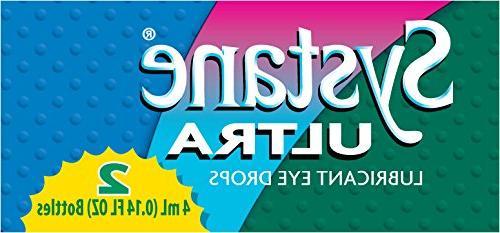 Systane Eye Lubricant High 4ml 0.14 fl