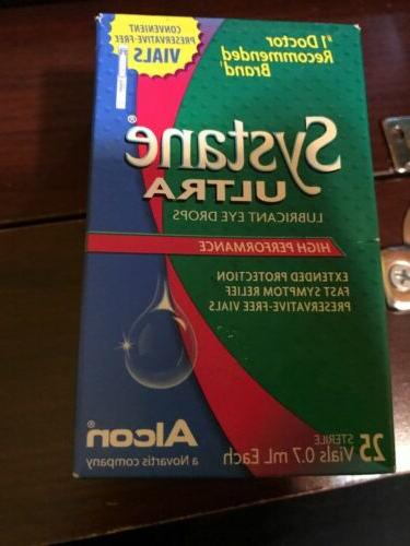 ultra lubricant eye drops high performance 25
